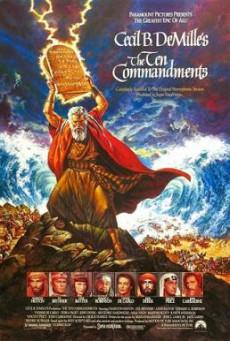 The Ten Commandments บัญญัติ 10 ประการ
