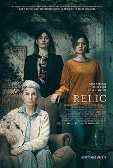 กลับมาเยี่ยมผี Relic (2020)