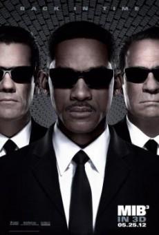 Men in Black 3- หน่วยจารชนพิทักษ์จักรวาล (2012)
