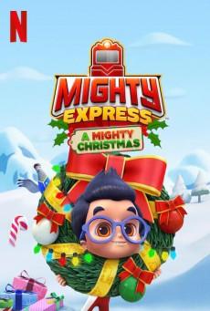 ไมตี้ เอ็กซ์เพรส ไมตี้ คริสต์มาส Mighty Express: A Mighty Christmas (2020)
