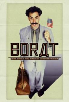 Borat โบแร็ท กระจอกข่าวเปิ่น ป่วนเมืองมะกัน (2006)