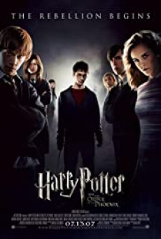 Harry Potter and the Order of the Phoenix (2007) แฮร์รี่ พอตเตอร์กับภาคีนกฟีนิกซ์ ภาค 5