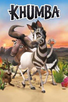Khumba คุมบ้า ม้าลายแสบซ่าส์ ตะลุยป่าซาฟารี (2013)