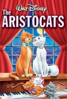 The Aristocats แมวเหมียวพเนจร