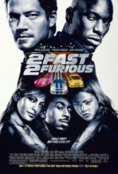FAST AND FURIOUS 2 เร็วคูณ 2 ดับเบิ้ลแรงท้านรก (2003)
