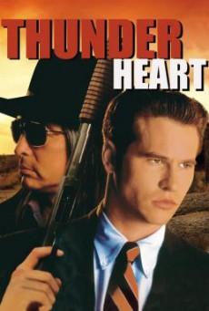 Thunderheart ธันเดอร์ฮาร์ท หัวใจสายฟ้า (1992) บรรยายไทย