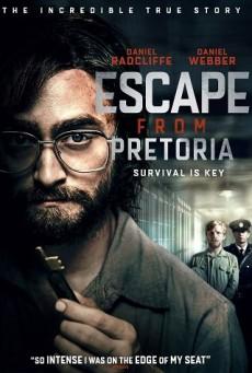 แหกคุกพริทอเรีย Escape from Pretoria (2020)