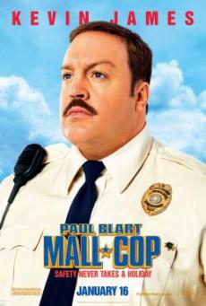 Paul Blart 1- Mall Cop พอลบลาร์ทยอดรปภ.หงอไม่เป็น (2009)