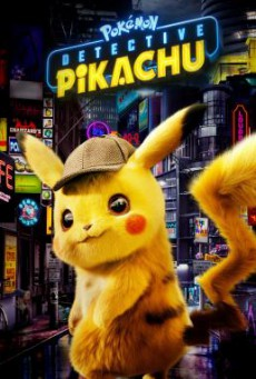 Pokémon Detective Pikachu โปเกมอน ยอดนักสืบพิคาชู (2019)